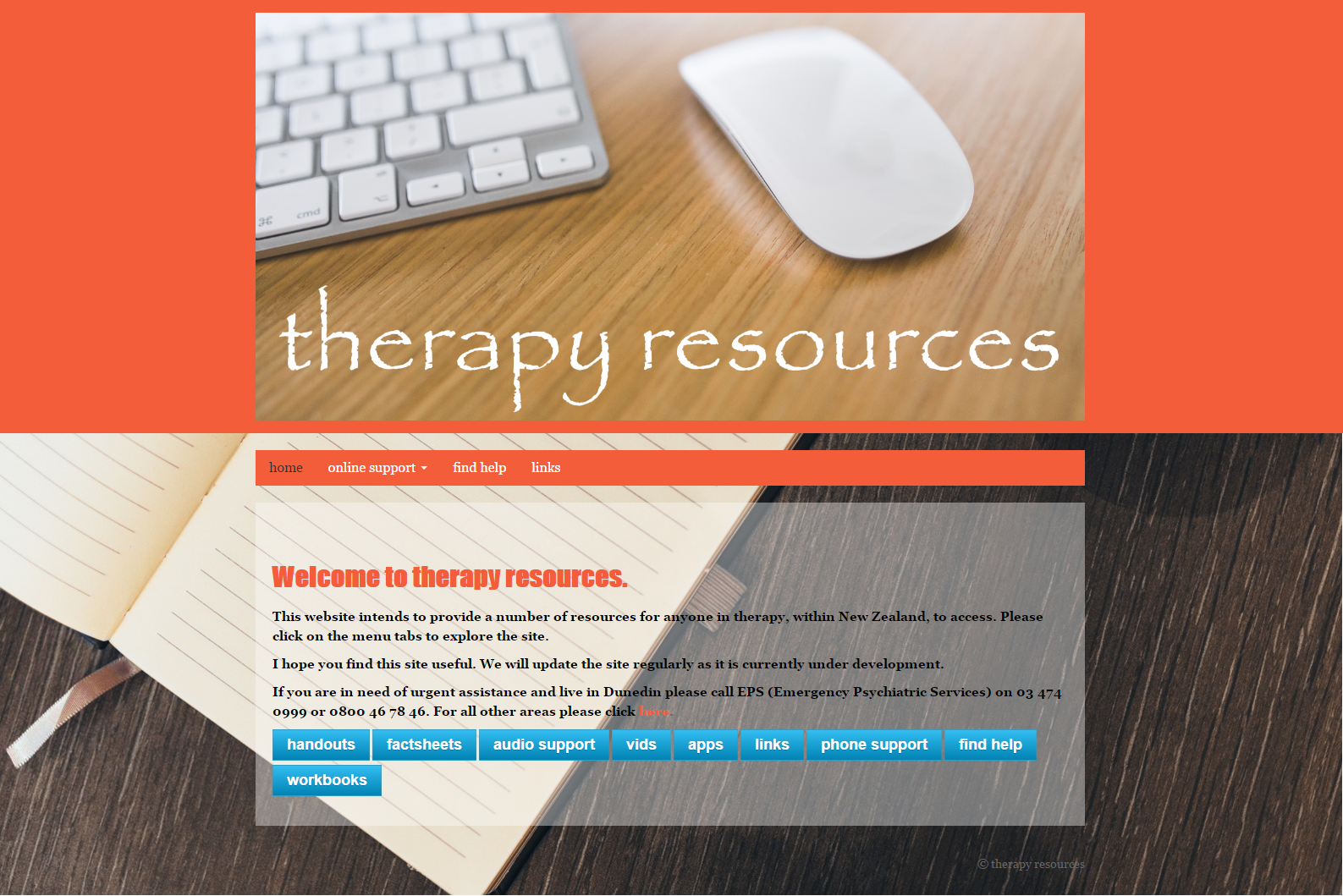 therapyresources